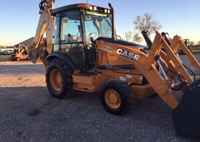 Selling-Used-case-backhoe-tractor