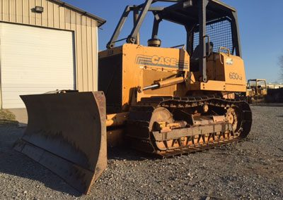 Selling-Used-case-dozer-shed